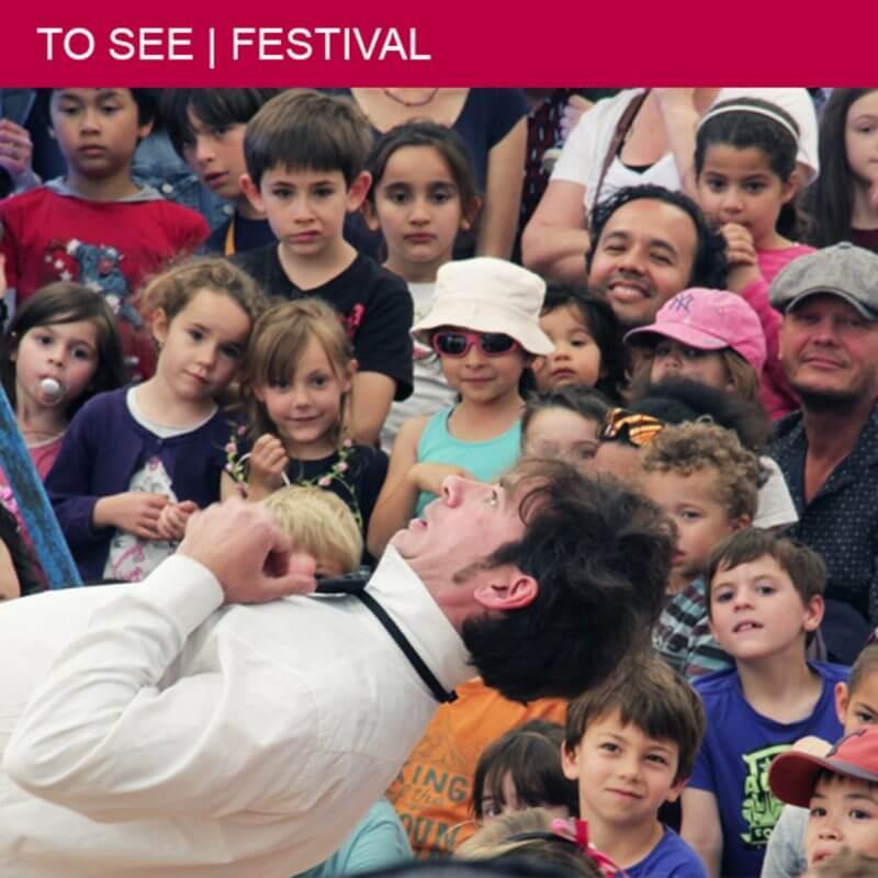 Saperlipopette: great festival for children in Montpellier
