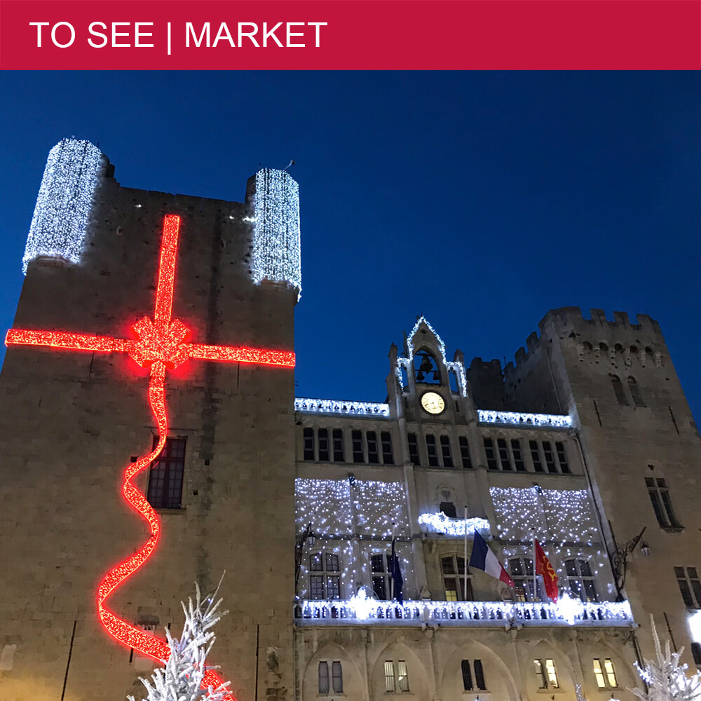 Magical Christmas in Narbonne