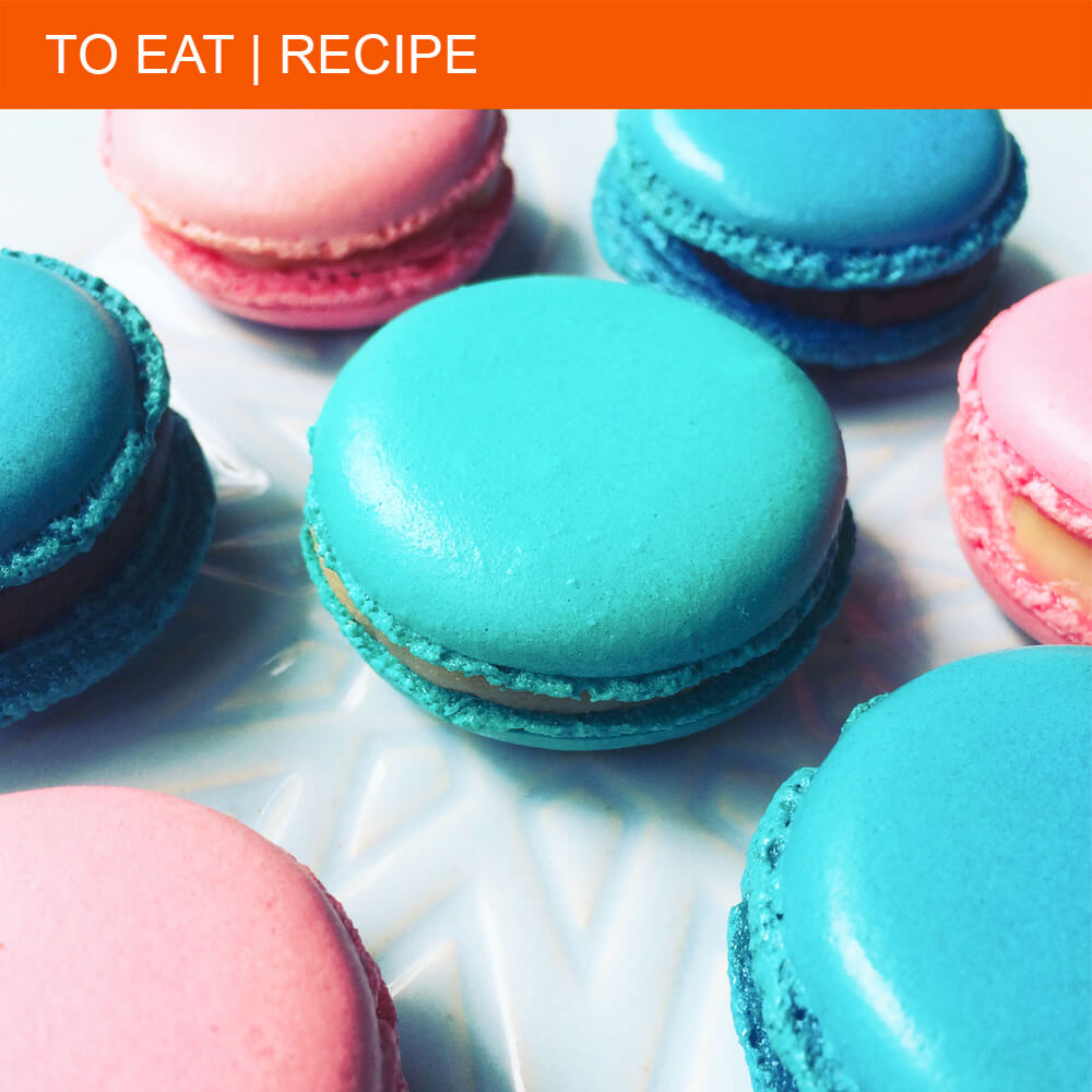 Top 5 secrets to baking the perfect French macaron