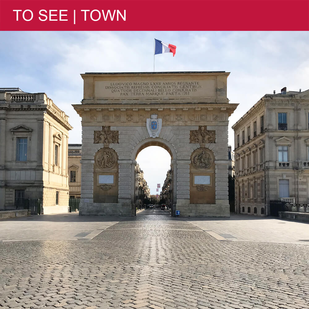 Montpellier: a city to fall in love with