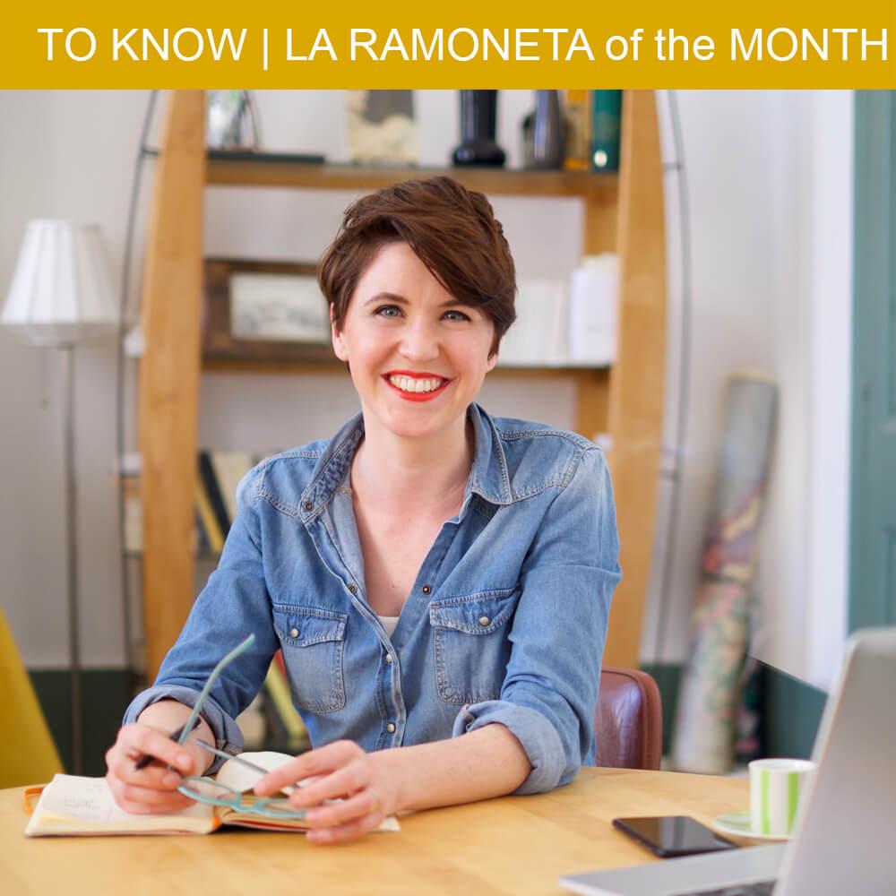 La Ramoneta of the month – Claire Gallagher