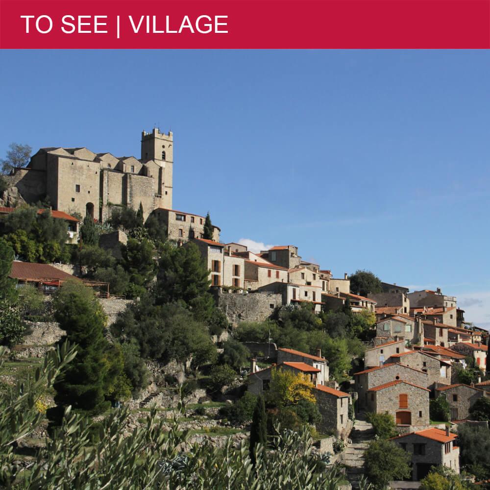 Exploring the picturesque village of Eus