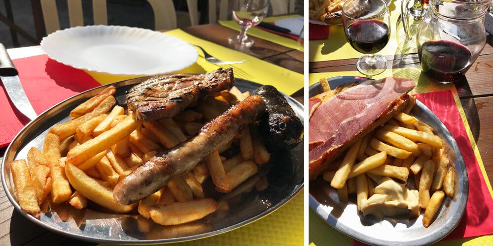 restaurant Fort Libéria