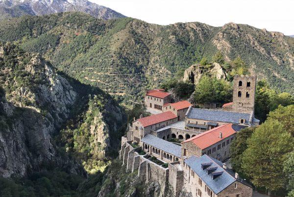 Abbaye Saint-Martin-du-Canigou