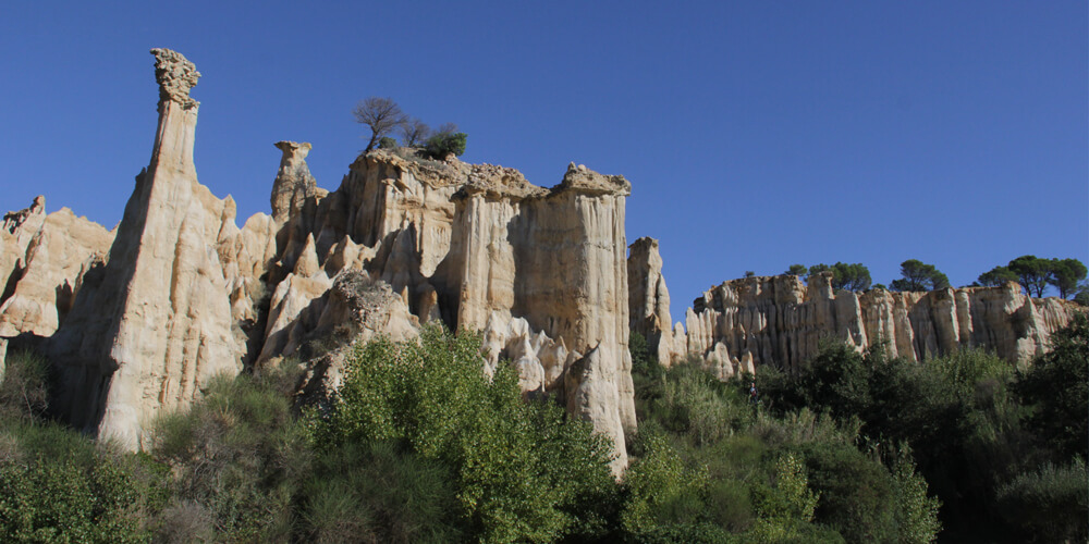 The Impressive Orgues Of Ille Sur Tet Are A Natural Piece Of Art
