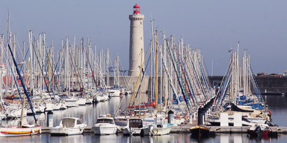 Sète Phare Saint-Louis