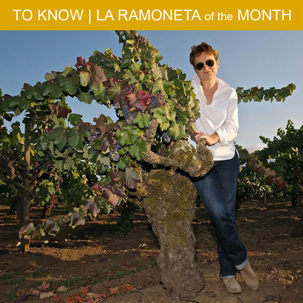 La Ramoneta of the month: Louise Hurren
