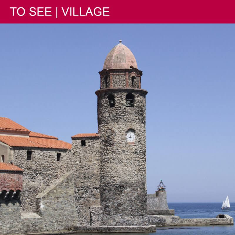 Strolling through colourful Collioure