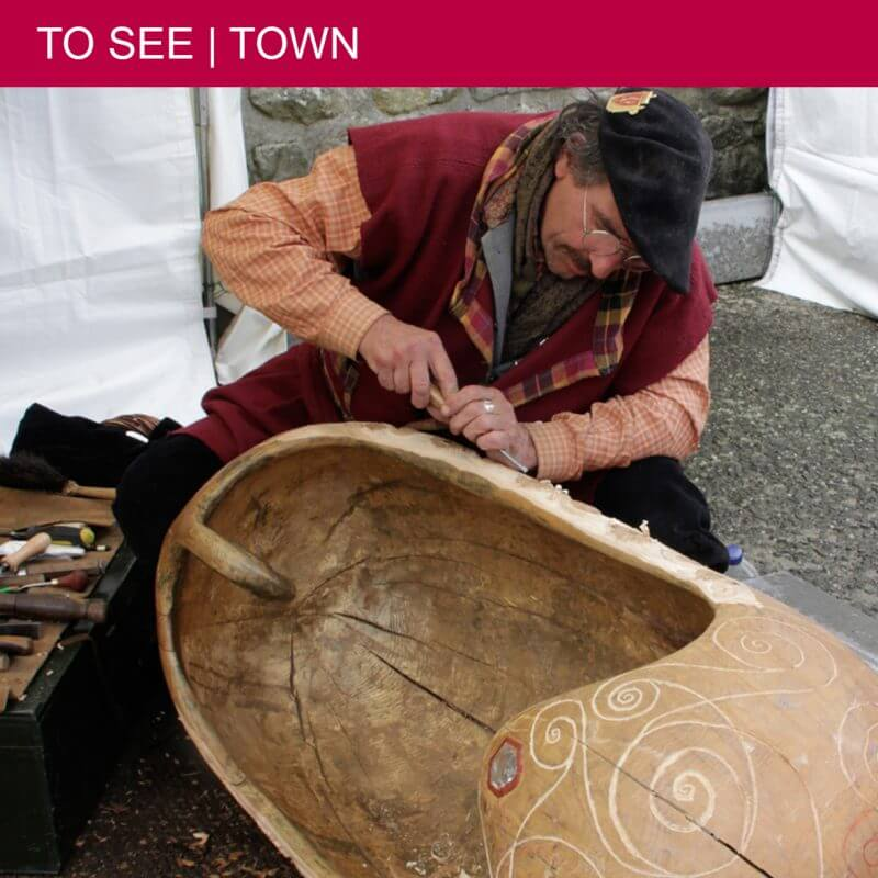 Old crafts revive in Carcassonne