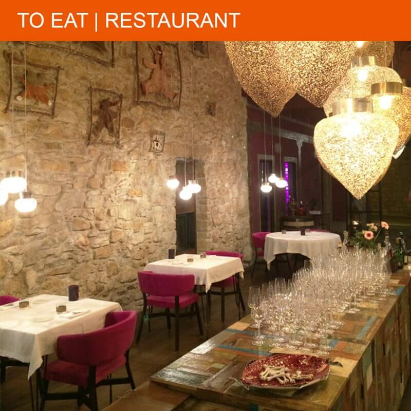 Fine wining and dining at its best at La Table de Castigno
