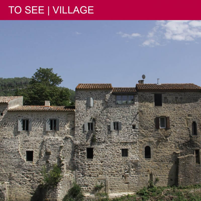 Lagrasse: the most beautiful village of the Aude department