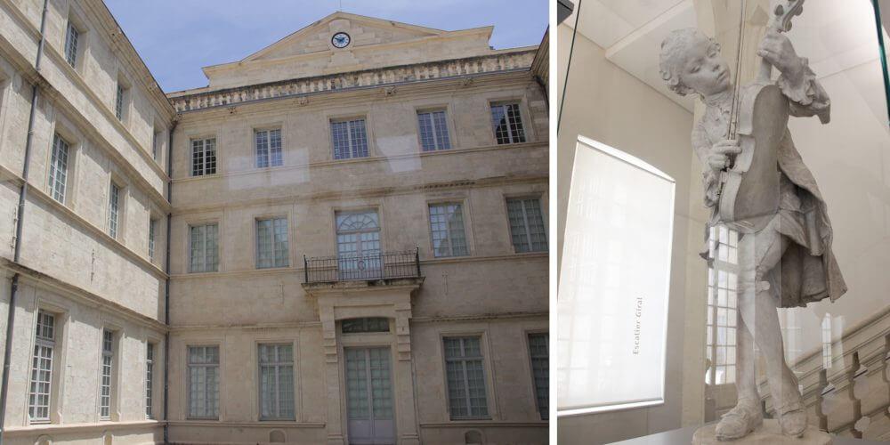 Montpellier Museum Modern Art