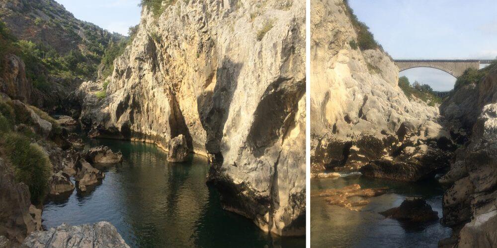 Canyoning Pont du Diable