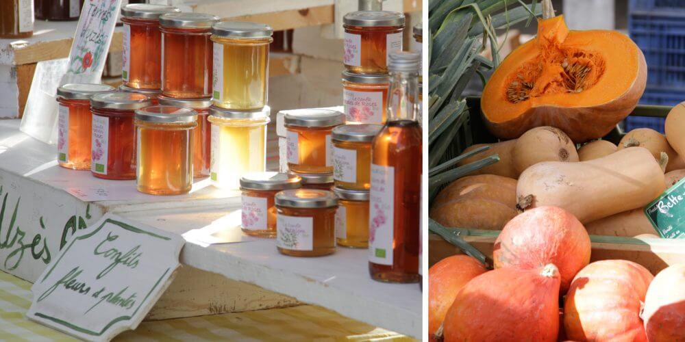 market Uzès