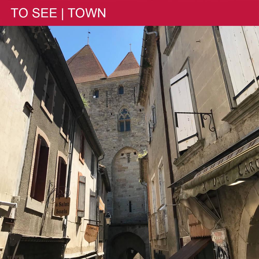 Part 2: Discovering the heart of La Cité of Carcassonne