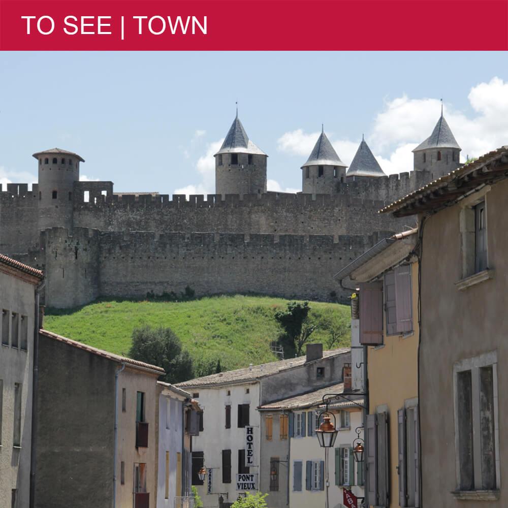 8 reasons why you should visit La Bastide of Carcassonne