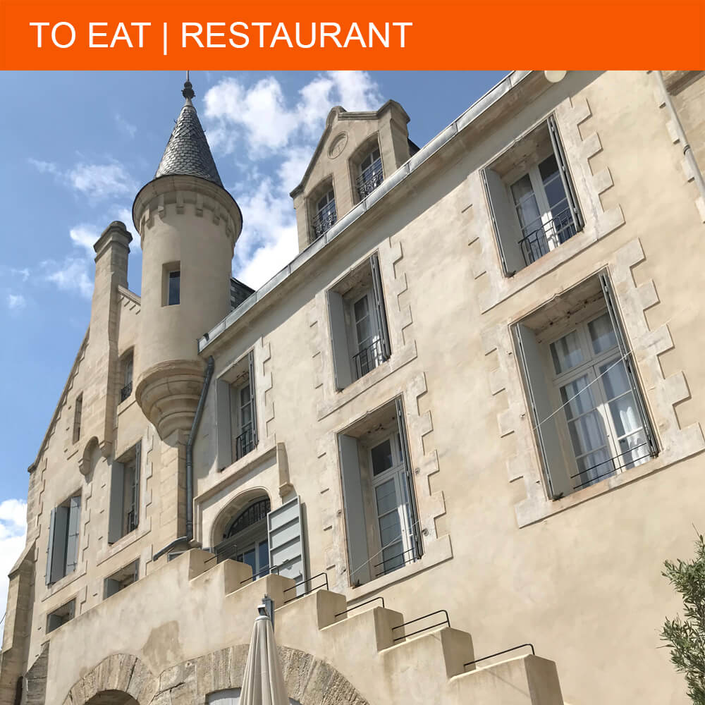 Laid back luxury at Château Les Carrasses