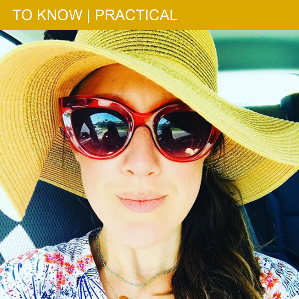 La canicule: 5 tips from Valérie Castan how to survive it in style