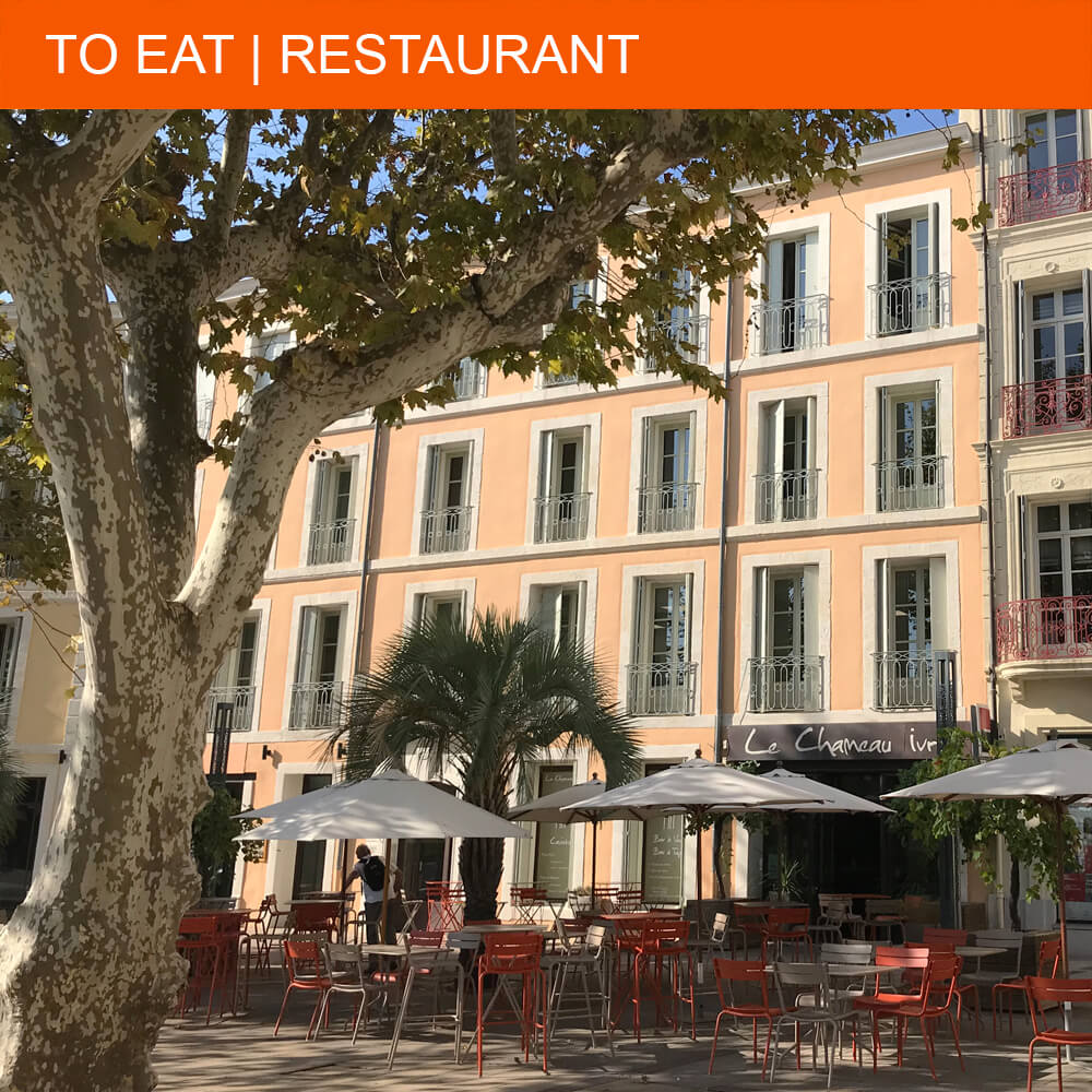 Perfect food and wine pairing at Le Chameau Ivre in Béziers