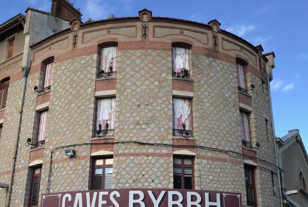 Les Caves Byrrh - Thuir