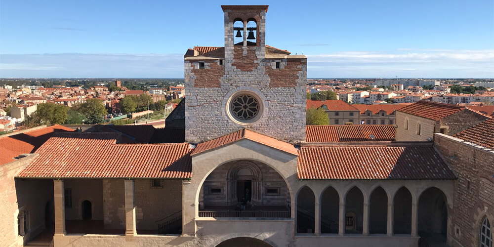 Palais des Rois de Majorque Perpignan
