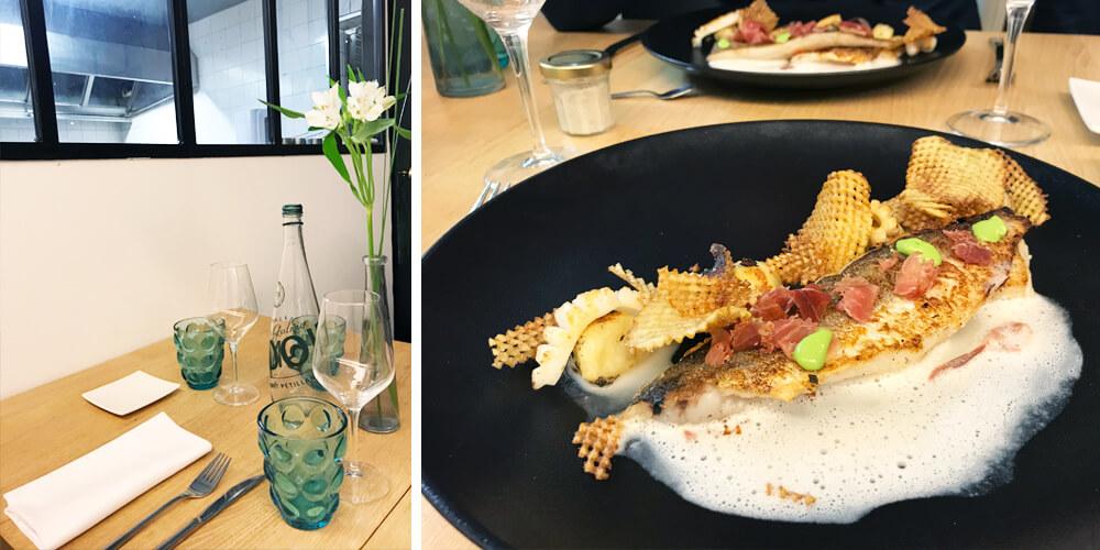 Restaurant Le Sépia Valras-Plage