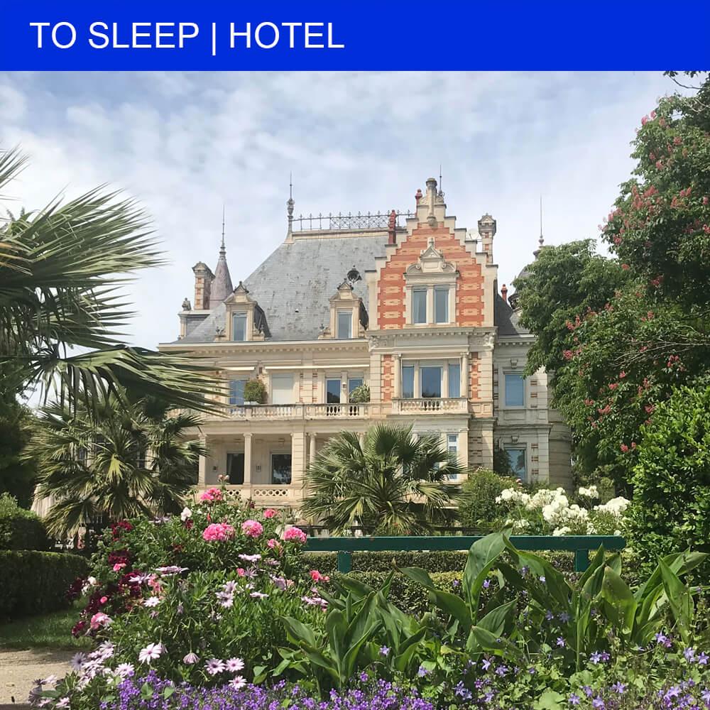 La Villa Guy is a hidden gem in the heart of Béziers