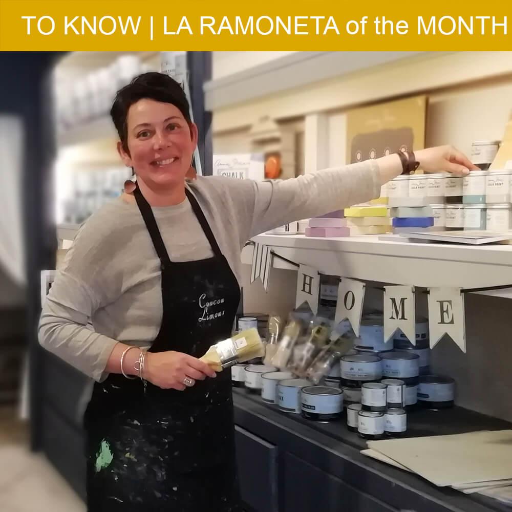 La Ramoneta of the Month – Merrilees Moran
