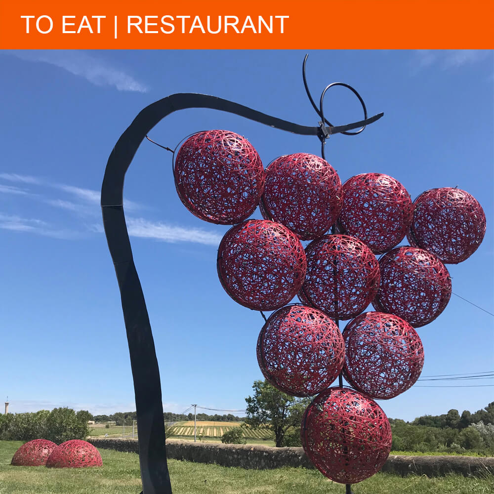 Côté Mas in Montignac is a restaurant to go back to