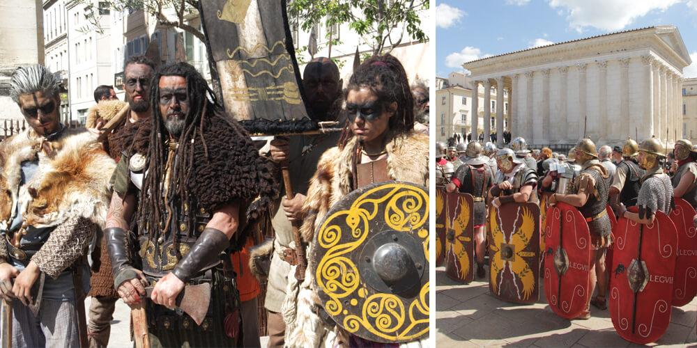 Les Grands Jeux Romains Nîmes