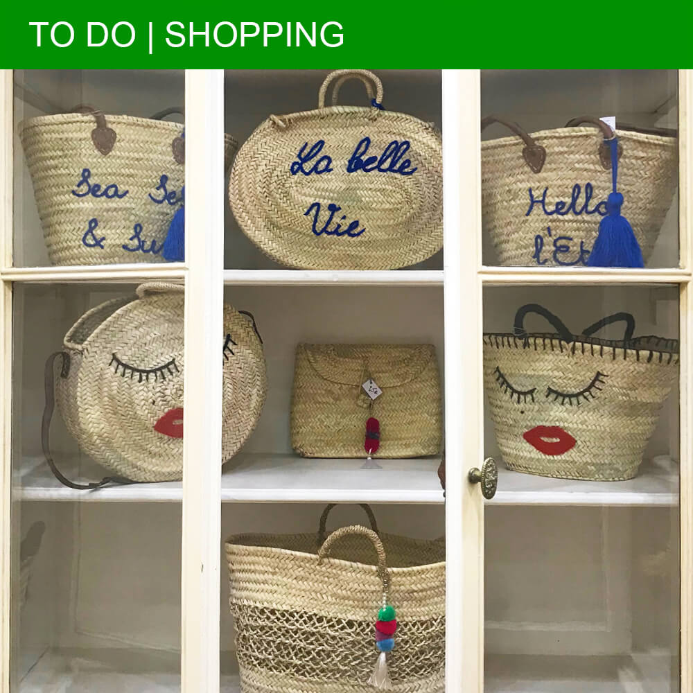 Shop till you drop in charismatic Béziers
