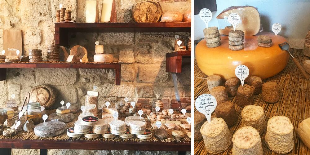Shop till you drop Béziers L'Affineur