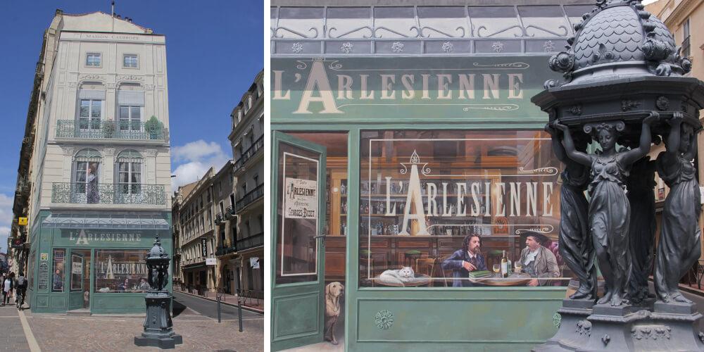 Béziers L'Arlésienne