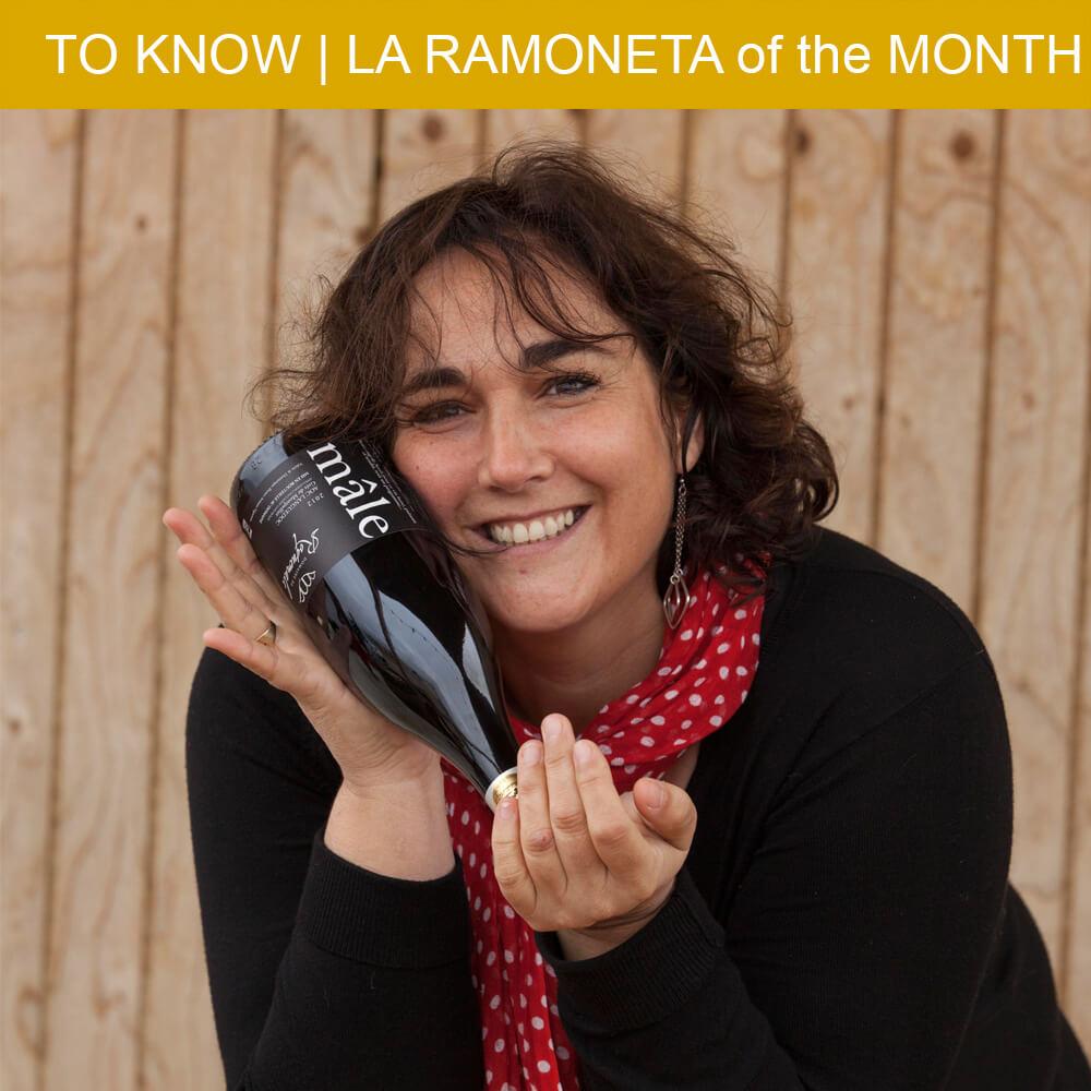 La Ramoneta of the month – Valérie Ibanez