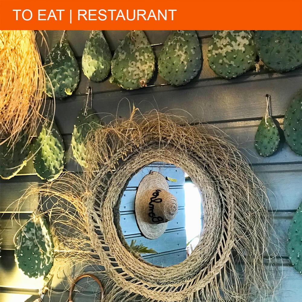 La Paillote Bambou: a gastronomic oasis