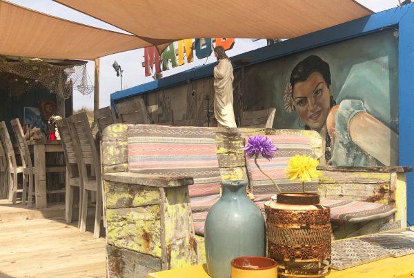 Cap d'Agde restaurant