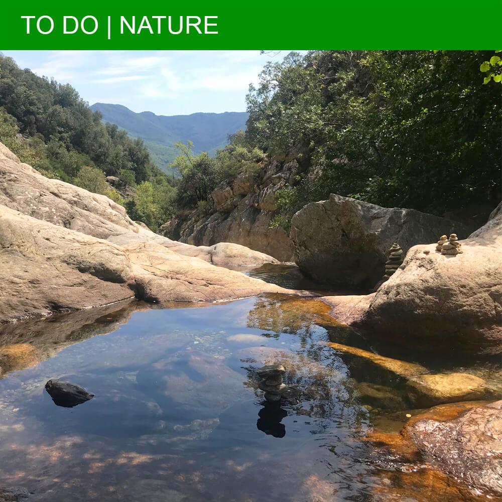 Overwhelming nature at Gorges de Colombières