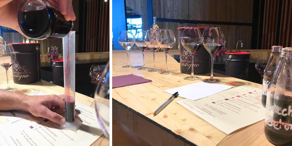wine cellar Assignan