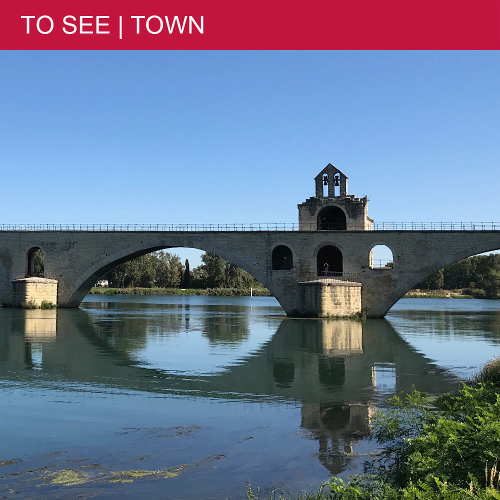Top 5 things to visit when in Avignon