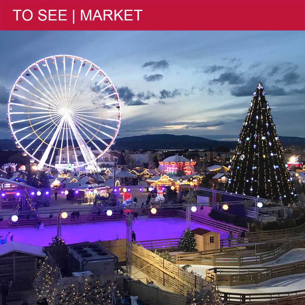 Port Barcarès will get you in the Christmas spirit