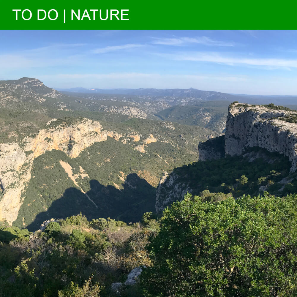 The Circuit des Fenestrettes hike will take your breath away